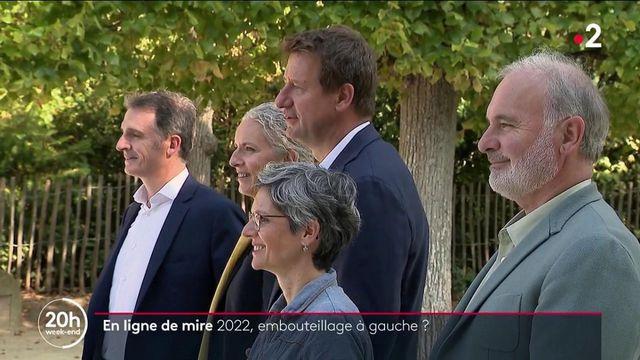 Présidentielle 2022 : à gauche, les prétendants se multiplient