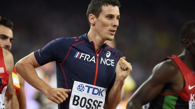 Le champion de France du 800m, Pierre-Ambroise Bosse (JULIEN CROSNIER / DPPI MEDIA)