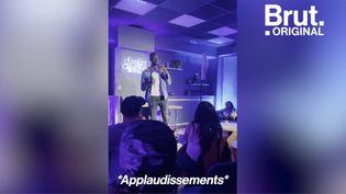 VIDEO. De livreur Colissimo à la scène, Sidya raconte (BRUT)