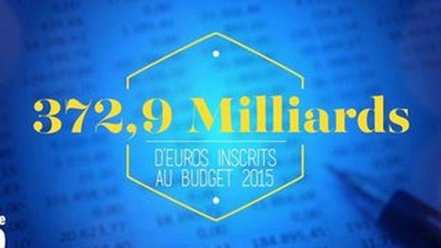 Le chiffre du 20 heures : comment l'Etat dépense l'argent public ?