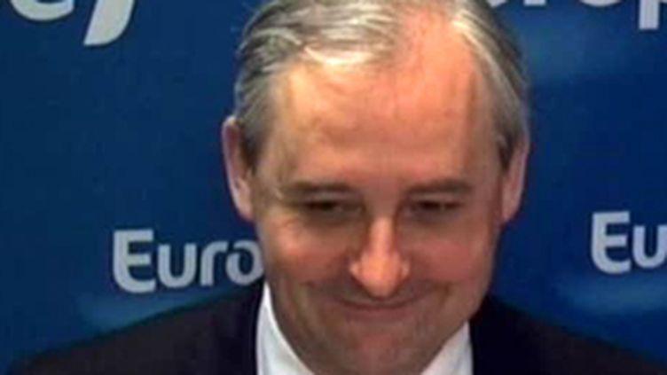 François Pérol a été nommé à la tête du groupe Banque Populaire-Caisse d'épargne (BPCE) en février. (France 3)