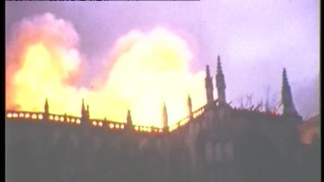 Les incendies de la cathédrale de nantes et de la basilique Saint-Donatien