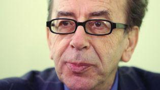 L'écrivain albanais Ismail Kadaré en 2006.  (John MacDougall / AFP)