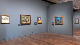 La galerie postimpressionniste du musée d'Orsay (septembre 2019) (© Patrice Shmidt)