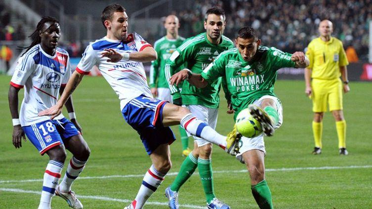 Saint-Etienne n'aura pas la partie facile à Caen, actuel 4e de Ligue 2, en 32e de finale de la Coupe de France