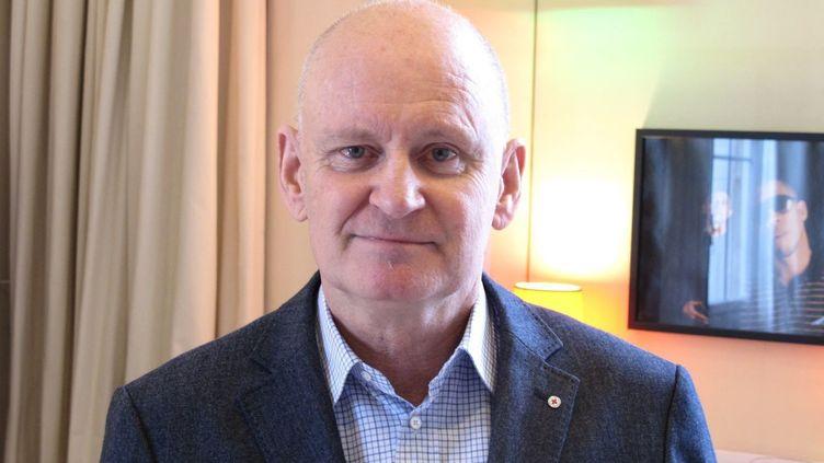Christophe Girard, adjiont à la culture à la mairie de Paris. (MAXPPP)