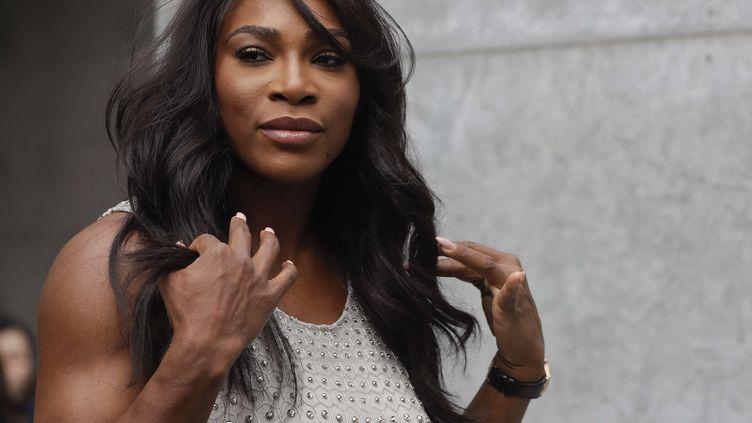 La joueuse Serena Williams (LUCA BRUNO/AP/SIPA / AP)