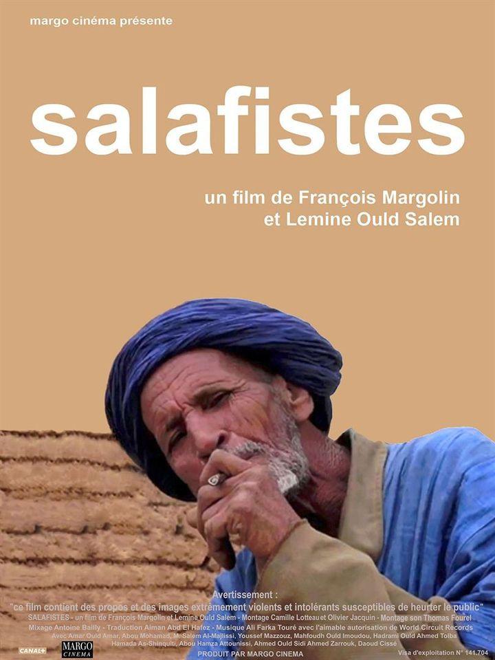 """L'affiche du film """"Salafistes""""  (Copyright Margo Films)"""