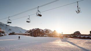 La station de ski d'Avoriaz (Haute-Savoie), le 18 janvier 2020.  (JEAN-BAPTISTE PREMAT / HANS LUCAS / AFP)