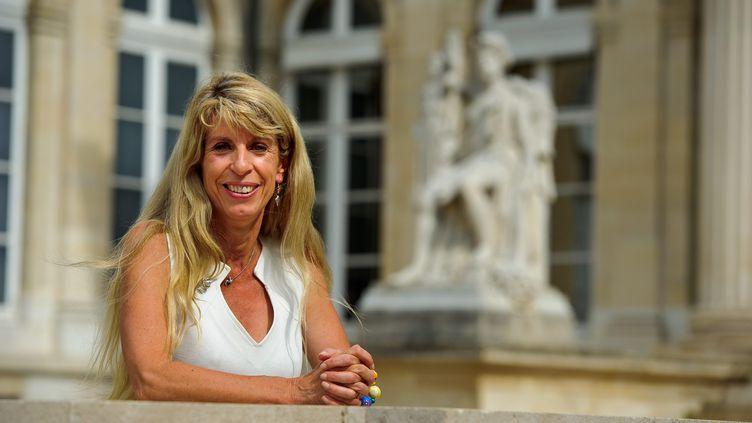La députée de Corrèze Sophie Dessus, le 21 juin 2012, à l'Assemblée nationale, à Paris. (MAXPPP)