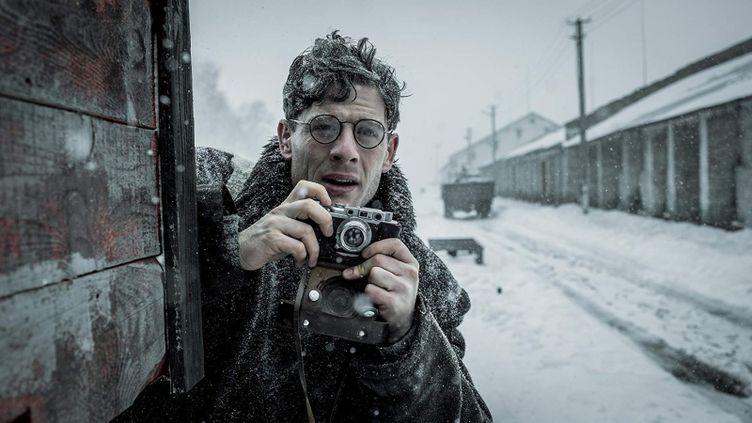 """James Norton dans """"L'Ombre de Staline"""" deAgnieszka Holland. (Copyright Robert Palka / Film Produkcja / Condor)"""