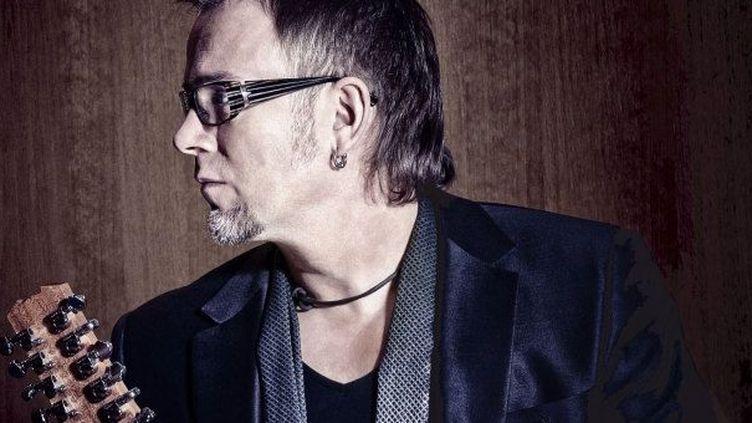 Bjorn Berge sur la pochette de Blackwood  (Fabrice Bats)