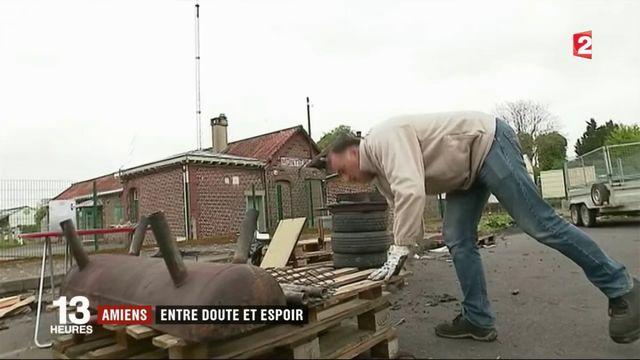 Emmanuel Macron président : les réactions à Amiens