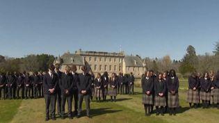 Mort du prince Philip : plusieurs pays lui ont rendu hommage. (FRANCEINFO)