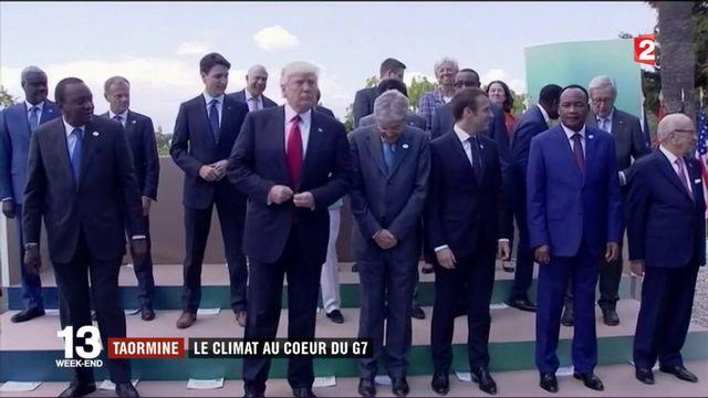 Sommet du G7 : le climat au cœur des discussions