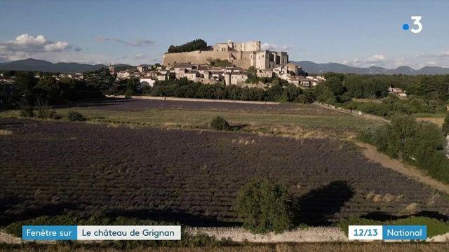 Château de Grignan : le petit Versailles de la Drôme