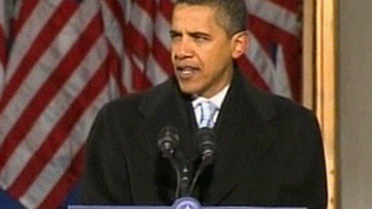 Barack Obama (France 3)