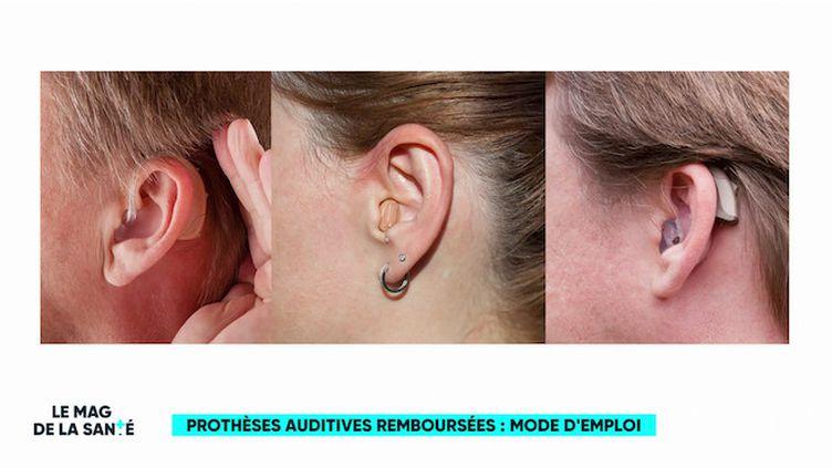 """""""Prothèses auditives remboursées : mode d'emploi"""", chronique de Maroussia Renard du 22 janvier 2019"""