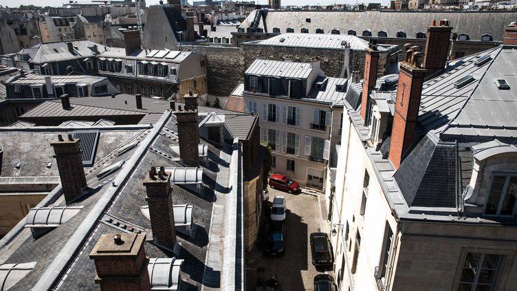 Le centre-ville de Paris, dans le 6e arrondissement. (MAXPPP)