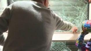 """Capture d'écran d'un reportage diffusé dans le '20 heures"""" de France 2, le 9 décembre 2018. (FRANCE 2)"""