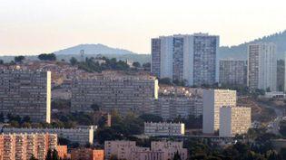 La cité de la Bricarde à Marseille. (GERARD JULIEN / AFP)