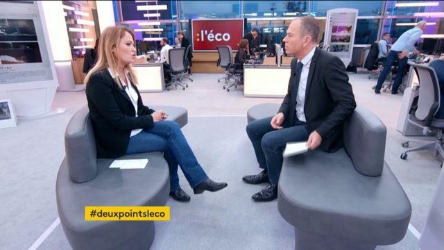 """Invitée de Stéphane Dépinoy dans """":l'éco"""", Olivia Grégoire, députée LREM de Paris est venue parler de la journée du 17 novembre et la mobilisation des Gilets Jaunes."""