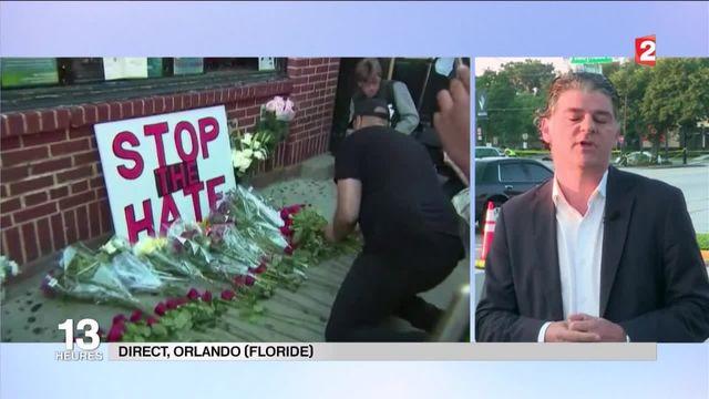 Fusillade à Orlando : la tuerie ravive la question des armes aux États-Unis