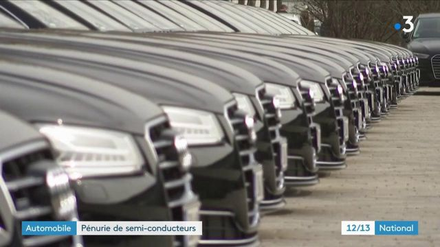 Automobile : Renault et PSA affectés par la pénurie de semi-conducteurs