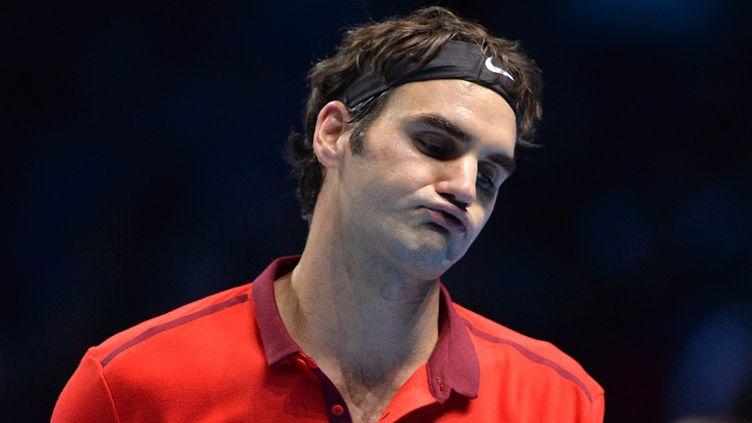 Roger Federer va-t-il revenir à temps pour jouer la finale de Coupe Davis?  (GLYN KIRK / AFP)
