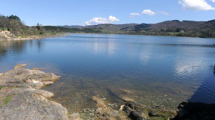 Le lac de Saint-Ferréol, ici en 2013. (ERIC CABANIS / AFP)