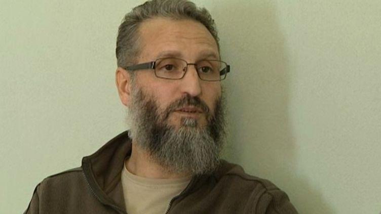 Saïd Arif, en décembre 2012. (FRANCE 3 AUVERGNE)