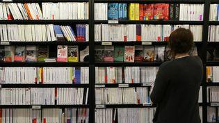 Une librairie de Rouen (avril 2016)  (Charly Triballeau / AFP)