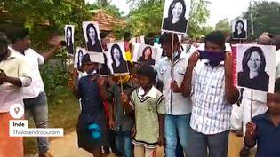 Kamala Harris : l'Inde est fière de la nouvelle vice-présidente des États-Unis (France info)