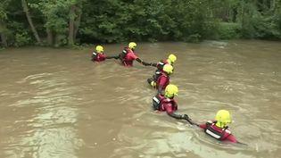 Beauvais : les autorités recherchent l'adolescent disparu. (FRANCE 3)