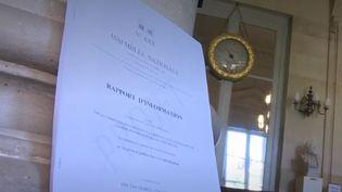 Le rapport d'information sur la radicalisation dans les services publics, diffusé mercredi 26 juin. (FRANCE 3)