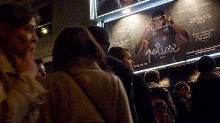 Les français sont les plus gros consommateurs de cinéma en Europe  (Fred Dufour / AFP)