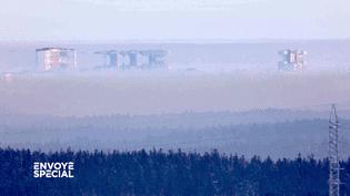 Ozersk, Russie : la cité secrète du nucléaire (FRANCE 2 / FRANCETV INFO)