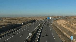 autoroutes Espagne (france 2)