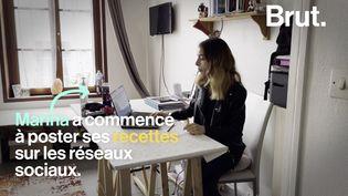 VIDEO. Précarité étudiante : sur les réseaux, elle propose des recettes à 1 euro (BRUT)