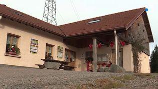 Vosges : un restaurant encore ouvert (France 3)