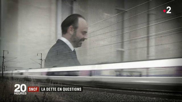 SNCF : la dette en questions