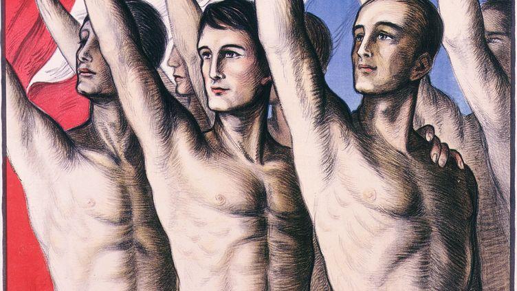 Paris, 1924, VIIIe Olympiade, Jeux Olympiques (The Art Archive / Musée de l'Affiche Paris / Gianni Dagli Orti)
