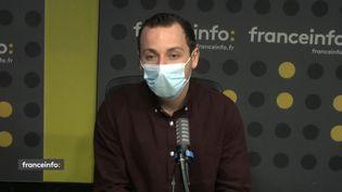 Théo Verdier, spécialiste de l'Europe à la Fondation Jean Jaurès.  (FRANCEINFO / RADIOFRANCE)