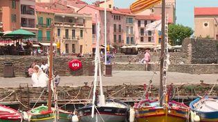 Le 19/20 vous emmène à Collioure (Pyrénées-Orientales), un village de pécheurs entre la Méditerranée et les Pyrénées. Une ville superbe et variée qui a inspiré de nombreux artistes.  (FRANCE 3)