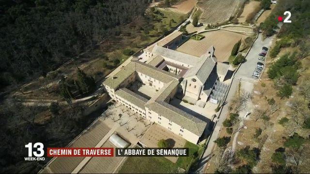 Vaucluse : l'abbaye de Sénanque, un refuge pour les moines cisterciens