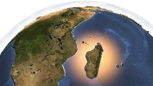 L'île de Madagascar se situe à l'est du continent africain. (KATERYNA KON/SCIENCE PHOTO LIBRA / KKO)