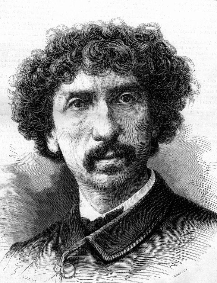 Jean-Louis Charles Garnier, l'architecte de l'Opéra de Paris  (ELK-OPID / PHOTO12)