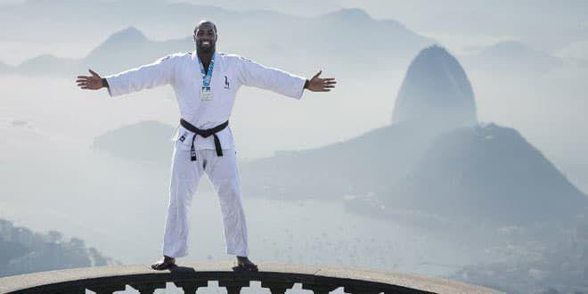 Teddy Riner est devenu pour la sixième fois champion du monde à Rio