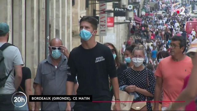 Coronavirus : vers une généralisation du port du masque