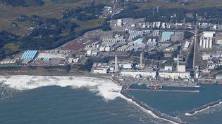 La centrale nucléaire de Fukushima (Japon), le 21 octobre 2013. (TAKEHITO KOBAYASHI / YOMIURI / AFP)